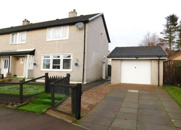 Thumbnail 3 bed semi-detached house for sale in Kildare Drive, Lanark