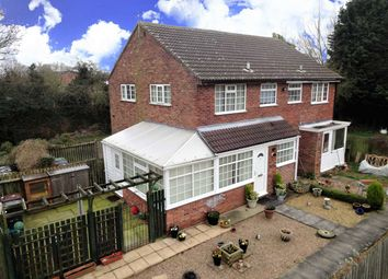 Thumbnail 1 bed semi-detached house for sale in Neile Close, Lincoln