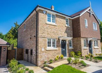 Thumbnail 3 bed semi-detached house for sale in Epsom Lane North, Epsom
