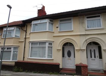 Thumbnail 4 bed terraced house for sale in Feltwell Road, Liverpool, Merseyside