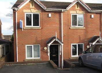 Thumbnail 2 bed end terrace house to rent in Tudor Vale, Dudley