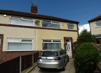 Thumbnail 3 bed semi-detached house for sale in Henley Avenue, Litherland, Liverpool, Merseyside