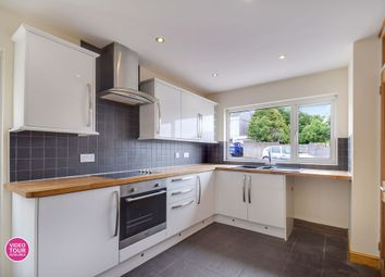 Thumbnail 3 bed semi-detached bungalow for sale in Polruan Road, Redruth