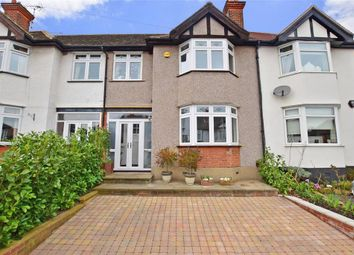 Thumbnail 3 bed terraced house for sale in Vernon Avenue, Woodford Green, Essex