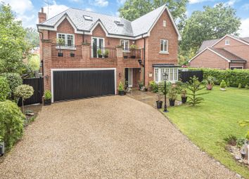 Dartnell Avenue, West Byfleet KT14. 6 bed detached house for sale