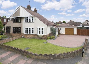 Thumbnail 5 bed semi-detached house for sale in Longlands Park Crescent, Sidcup