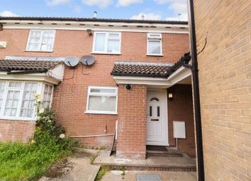 Thumbnail 2 bed flat for sale in Dorrington Close, Luton
