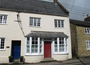 Thumbnail 3 bed end terrace house for sale in Fleet Street, Beaminster, Dorset