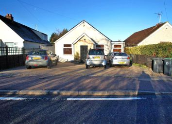 Thumbnail 3 bedroom detached bungalow for sale in Broadley Terrace, Common Road, Waltham Abbey
