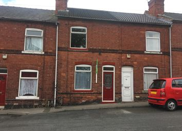 Thumbnail 2 bedroom terraced house for sale in Moor Street, Mansfield
