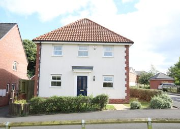 Thumbnail 3 bed detached house for sale in Acton Hall Walks, Wrexham