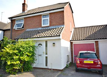Thumbnail 3 bedroom link-detached house for sale in Valley Walk, Felixstowe, Suffolk