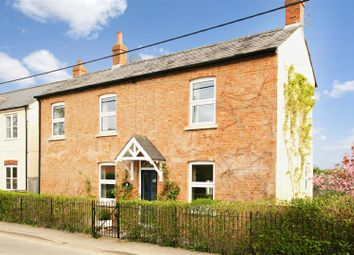 Thumbnail 3 bed detached house for sale in Main Street, Grendon Underwood, Aylesbury