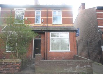 Thumbnail 2 bedroom property to rent in Chapel Street, Levenshulme, Manchester