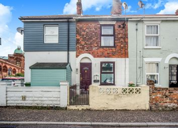 Thumbnail 3 bed end terrace house to rent in Pier Road, Gorleston, Great Yarmouth