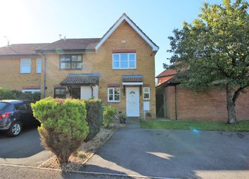 Thumbnail 2 bed end terrace house for sale in Hackworth Gardens, Hedge End, Southampton, Hampshire