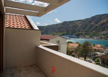 Thumbnail 2 bed apartment for sale in Seaview Penthouse In Dobrota, Kotor, Dobrota, Kotor, Montenegro