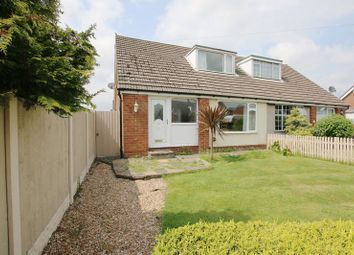 Thumbnail 3 bed semi-detached house for sale in Middle Hey, Much Hoole, Preston