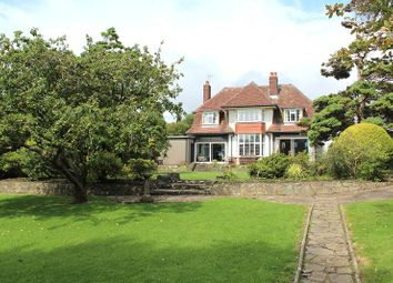Thumbnail 4 bed detached house for sale in Caswell Road, Langland, Swansea