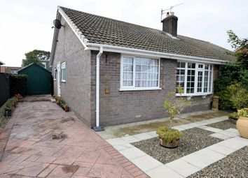 Thumbnail 2 bed semi-detached bungalow for sale in Ivy House Close, Cayton, Scarborough, North Yorkshire