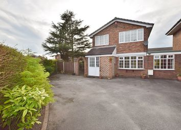 Thumbnail 4 bedroom link-detached house for sale in Stephens Way, Bignall End
