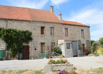 Thumbnail 3 bed equestrian property for sale in Chenerailles, Creuse, France