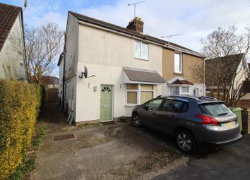 Thumbnail 2 bed flat for sale in Elms Road, Fareham