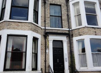 Thumbnail 1 bed flat to rent in 9 Belgrave Crescent, Scarborough