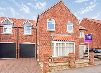 3 bed semi-detached house for sale in Fen Road, Heighington, Lincoln LN4