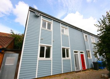 Thumbnail 2 bed semi-detached house to rent in Thoroughfare Yard, Norwich