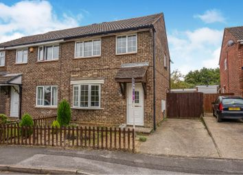 3 bed semi-detached house for sale in Whitebeam Road, Hedge End, Southampton SO30
