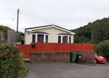 Thumbnail 2 bed mobile/park home for sale in Railway Road, Cinderford, Gloucestershire