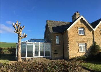 Thumbnail 3 bedroom semi-detached house to rent in Kings Mill Cottage, Common Lane, Marnhull, Sturminster Newton