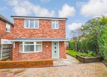 Thumbnail 3 bed detached house for sale in Gloucester Avenue, Scunthorpe