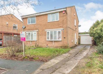 Thumbnail Semi-detached house for sale in Hatton Close, Bradford
