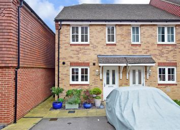 Thumbnail 2 bed terraced house for sale in Garland Close, Petworth, West Sussex