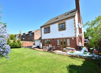 Thumbnail 4 bed detached house for sale in Glengarry Close, Leicester