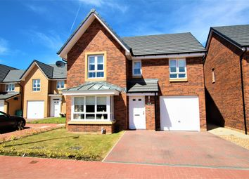 Thumbnail 4 bedroom detached house for sale in Skylark Wynd, Motherwell