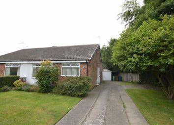Thumbnail 2 bedroom semi-detached bungalow for sale in St Nicholas Drive, Hornsea, East Yorkshire