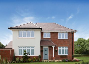 Thumbnail 4 bed detached house for sale in New Odiham Road, Alton, Hampshire