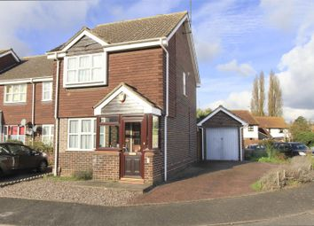 Thumbnail 2 bed end terrace house for sale in Blisworth Close, Hayes