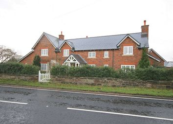Thumbnail 4 bed detached house for sale in Stretton Road, Appleton, Warrington