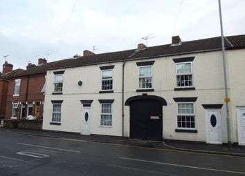 Thumbnail 6 bed terraced house for sale in Victoria Crescent, Burton-On-Trent, Staffordshire