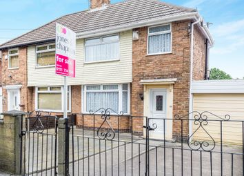 Thumbnail 3 bed semi-detached house for sale in Bowland Avenue, Liverpool
