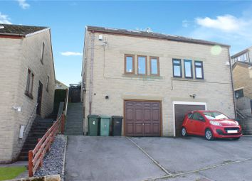 Thumbnail 3 bed semi-detached house for sale in Damems Lane, Keighley, West Yorkshire