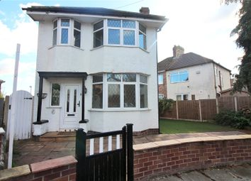 Thumbnail 3 bed detached house for sale in Moss Grove, Birkenhead