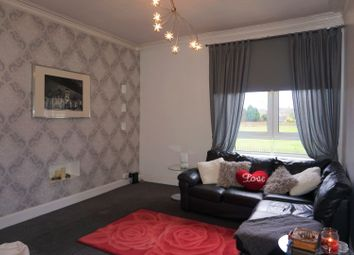 Thumbnail 1 bed flat to rent in Townend Road, Dumbarton