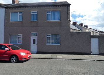 Thumbnail 3 bed terraced house for sale in Plessey Road, Blyth