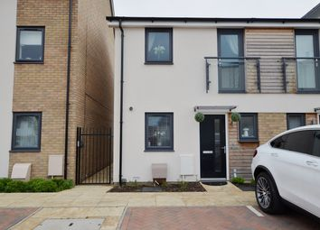 Thumbnail 2 bed end terrace house for sale in Hartley Avenue, Peterborough