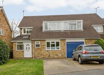 Thumbnail 4 bed semi-detached house for sale in Woodfield Road, Radlett, Radlett